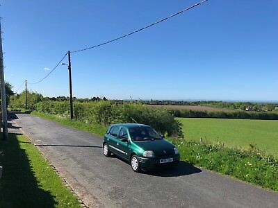 Renault Clio 1.4 Hatchback/Lady owner for 16 Years/FSH