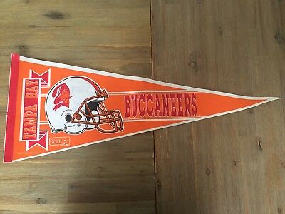 NFL Tampa Bay Buccaneers Wand Wimpel