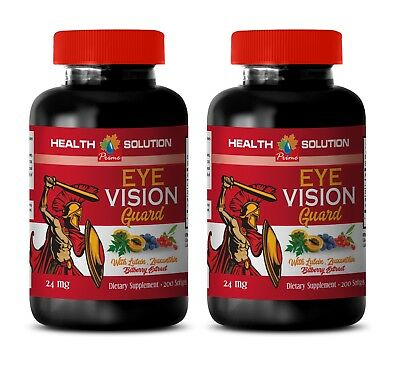 eye health - POWERFUL EYE VISION GUARD 24 MG - 2B - eye vision vitamins