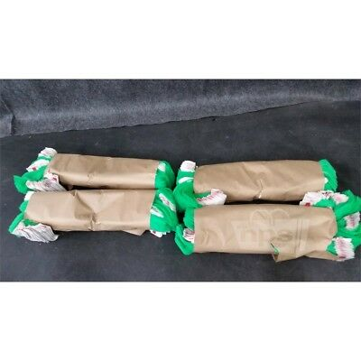 Box of 1,000 CMS A-HL-5.5X20G Flavorseal Header Label Produce Bags 20in Green