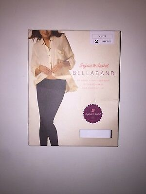 New In Box Ingrid & Isabel Bellaband Size 2 Pregnancy Support Band Maternity