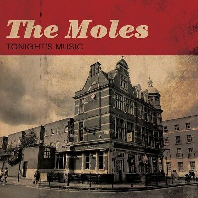 The Moles - Tonight's Music   Cd New+