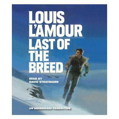 Last of the Breed by Louis L'Amour, David Strathairn (read by)
