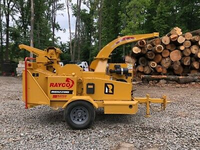 2010 Rayco RC1220 Chipper (#2102)