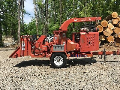 Morbark Storm 2012D Chipper (#2098)