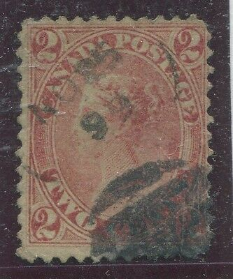 Canada #20 Used Dated