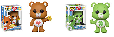 Funko Pop! Animation: Care Bears - Single Piece, 6 Pc Set, Chase Or Chase Set