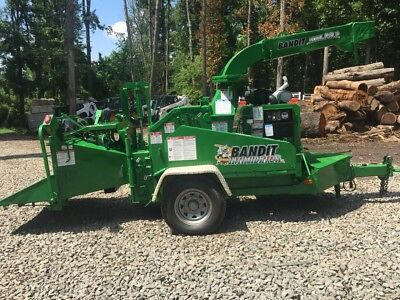 Brush Bandit 1290H Chipper (#2101)