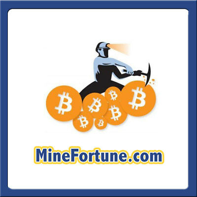 MineFortune.com PREMIUM Mine/Crypto Currency/Bitcoin/Alt Coin/Mining Domain Name