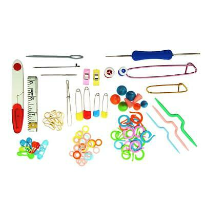 93pcs Knitting Tools Crochet Needle Accessories Supplies With Case Knit Kit