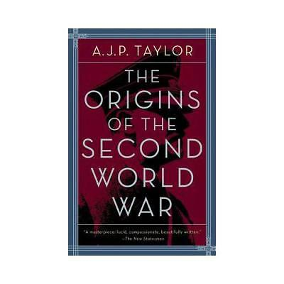 ajp taylor the origins of the second world war