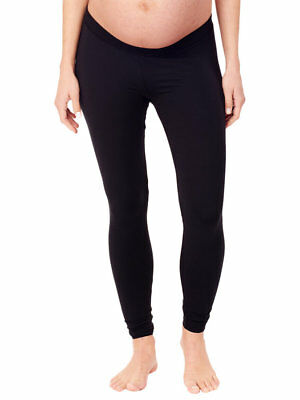 Ingrid & Isabel Solid Underbelly Leggings Black Small  and Large  (M9)