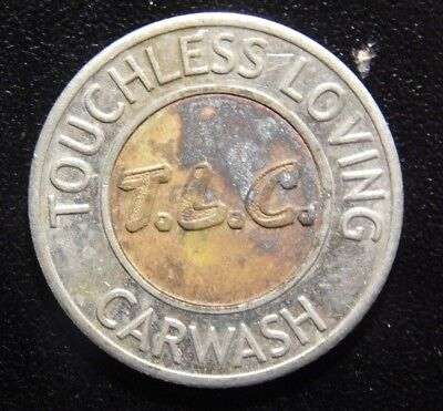T.l.c. Touchless Loving Carwash $1 Token!   Ww326Xxx