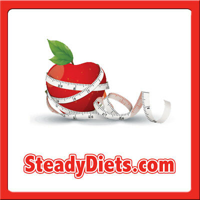 SteadyDiets.com PREMIUM Diets/Fitness/Health/Wellness/Cooking/Recipe Domain Name