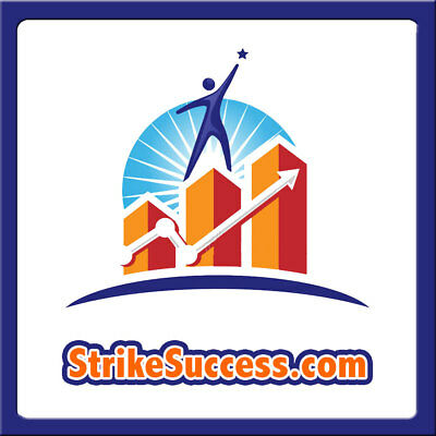 StrikeSuccess.com PREMIUM Success/Business/Investment/Crypto Currency/Coin NAME
