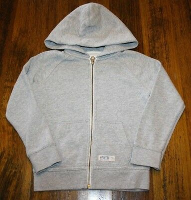 Country Road Boy Zip Hooded Jumper.  Size 6.  In Euc