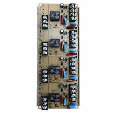 Space Age Electronics Ssu-Mr-104/t Multi-Voltage Control Relay, 4-Relay, Spdt
