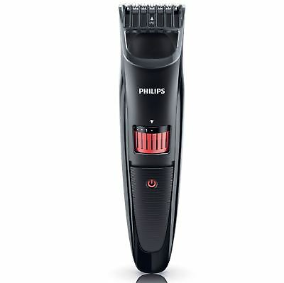 Philips QT4005 Series 3000 Beard Stubble Trimmer Cordless Rechargeable Clipper