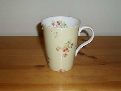 Laura Ashley Fine Bone China Mug. Whimsy Pattern. New.