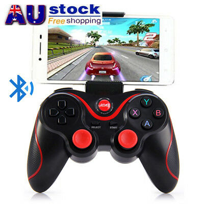 AU T3 Wireless Gamepads Game Controller Joystick For Android iOS Mobile Phone PC