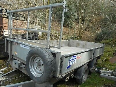 Ifor Williams Tt3621 Electric 12Ft Tipper C2161 Year 2013
