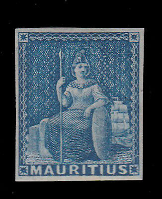 Mauritius. Sg 31. Not Issued. Mounted Mint.