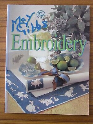 MAY GIBBS EMBROIDERY designed by ALISON SNEPP SNUGGLEPOT CUDDLEPIE