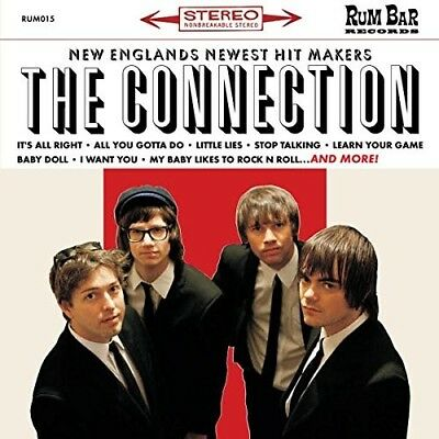 The Connection - New England's Newest Hit Makers (Ex   Cd New+