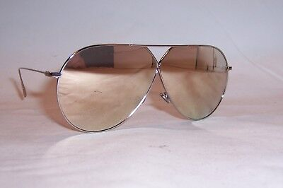 031a60c128 NEW CHRISTIAN DIOR Diorstellaire 3 S 010-SQ PALLADIUM GOLD MIRROR SUNGLASSES