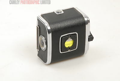 Hasselblad 1975 A12 Film Back. Matched (30074). Condition - 5E [7096]