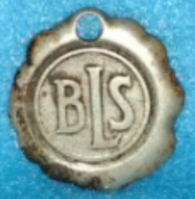 Bernheimer Leader Stores - Baltimore Department Store Charge Token