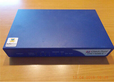 Check Point SBX-166LHGE-5 Firewall Router