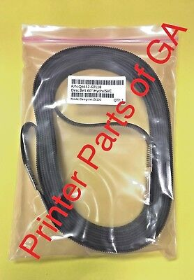 "PART#: CQ869-67072 Q6652-60118 FOR HP DesignJet Z6100 Z6200 BELT 60"" **NEW**"