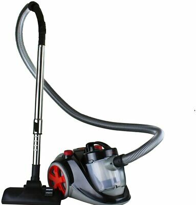 Ovente Bagless Canister Cyclonic Vacuum with HEPA Filter, ST2000 & ST2010 | NEW