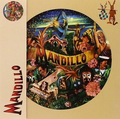 Mandillo - Mandillo  Cd New+