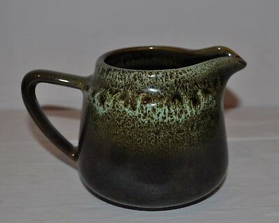 Fosters Studio Pottery Large Jug Made in the West Country