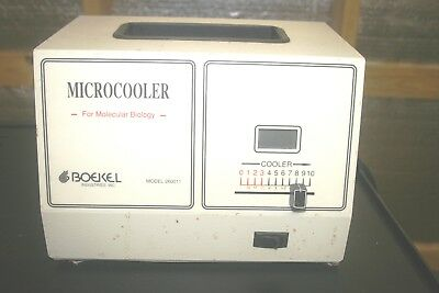 Boekel 260011 Microcooler for Molecular Biology 120V; 1.5A; 180W; 60Hz; 1PH