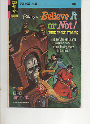 Ripley'S Believe It Or Not 44 Very Fine+ 1973 Gold Key Bronze Age Comic