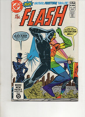 The Flash 299 Very Fine+ 1981 Dc Bronze Age Comic