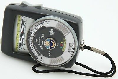 Gossen Luna Pro Ambient Light Meter fully tested 369691