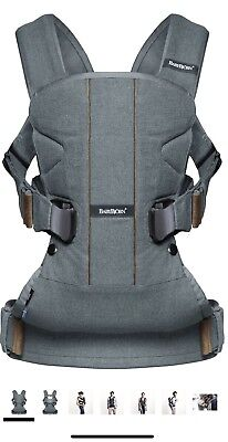 Baby Bjorn Carrier One Pine Green **Limited Edition Color** $180 retail