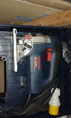 Bosch Gst 135 Bce Corded 110V Jigsaw With Precision Control Complete With Case
