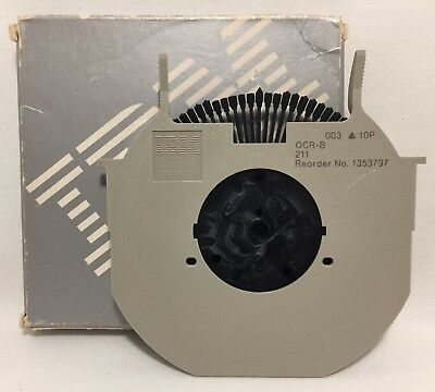 IBM Cartridge Printwheel II OCR-B 1353797