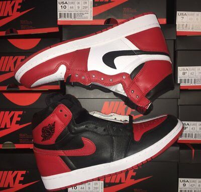 df3b71a5a63 2018 Air Jordan 1 Retro High Homage To Home Non Numbered 861428-061 Size 7