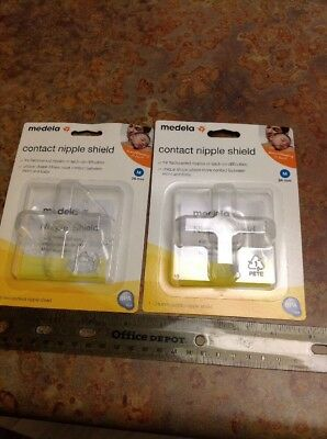 Medela Contact Nipple Shield 24mm NEW sealed