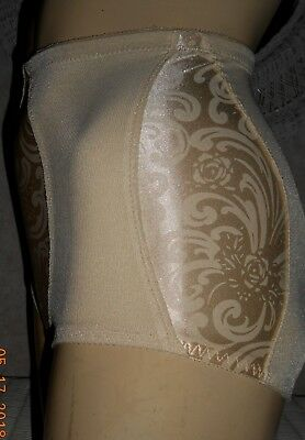 Cupid Panty Girdle Style  #5061 Beige  Size Med / M