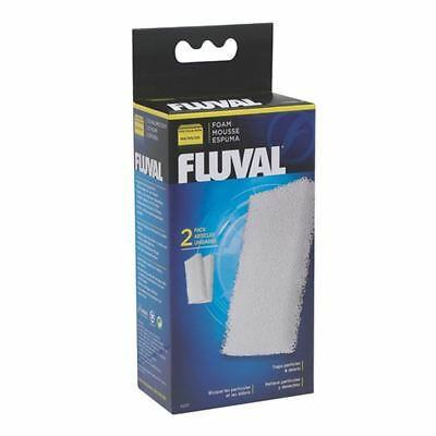 Fluval 104/5/6 Foam Filter Block (2 Pack) *Genuine* Filter Media