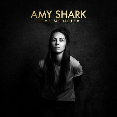 Amy Shark - Love Monster   Cd New!