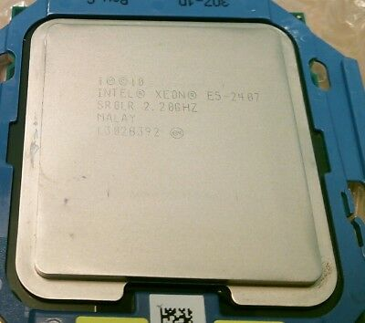 INTEL XEON E5-2407 SR0LR 2 2GHz Quad-Core 10M Socket FCLGA