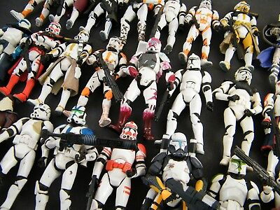 Star Wars Clone Trooper Figures (C) - Many To Choose From!